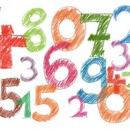 Как научить ребенка запоминать цифры