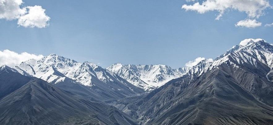 афганистан горы
